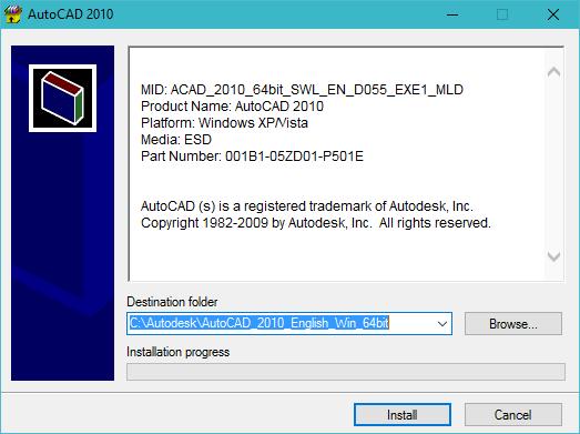 Nhấn install để cài đặt