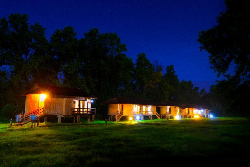 Villas at night.JPG