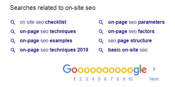 Google autosuggest image