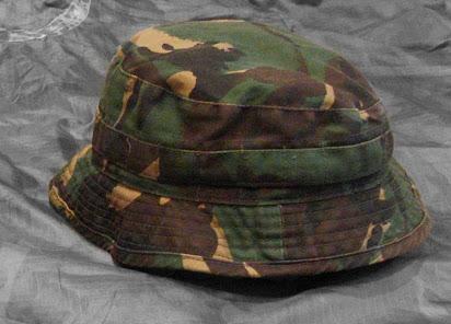 Mil-Tec Boonie Sombrero brit/ánico con protecci/ón Cuello Ripstop