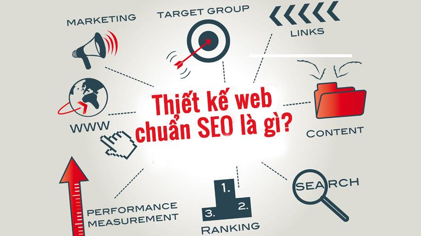 Thiết kế website chuẩn SEO là gì? Có cần thiết hay không