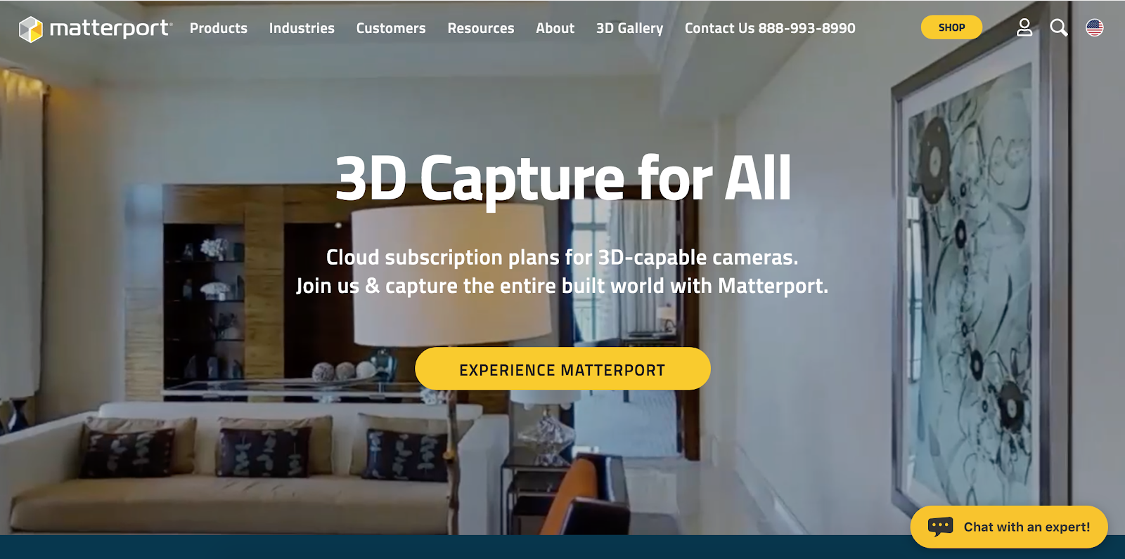 Matterport 3D Tours | Real Estate Marketing Tools
