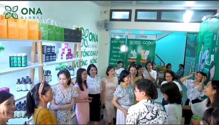 ONA Global tiếp tục khai trương showroom thứ 4 trong năm 2020 - Ảnh 8