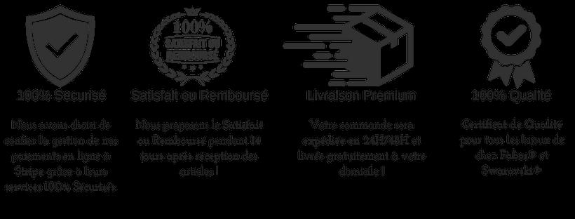 Nos garanties et sécurité - www.elitebijoux.fr