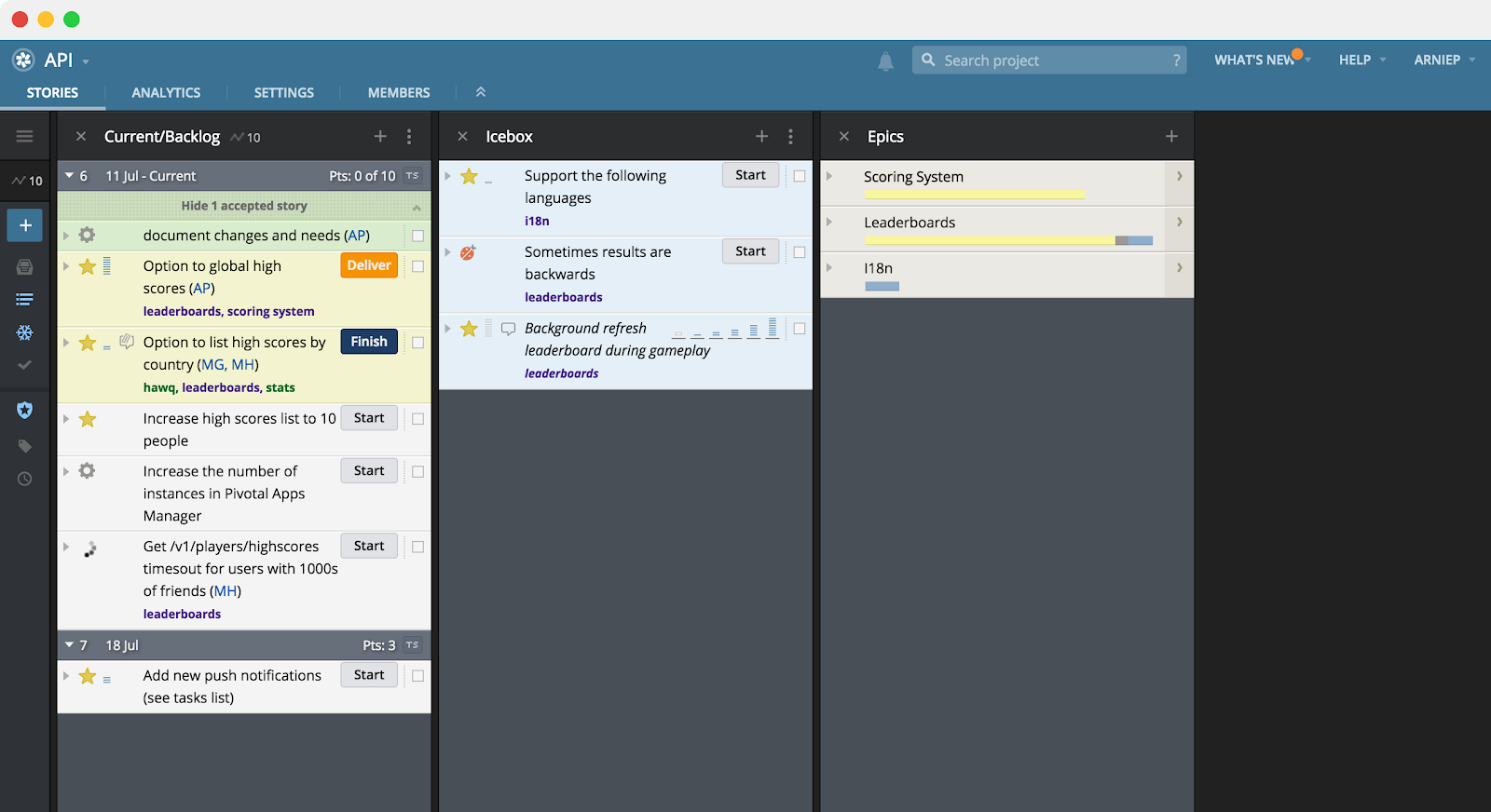 project management challenges: project management tools
