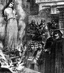 Resultado de imagen de bruja pena de muerte