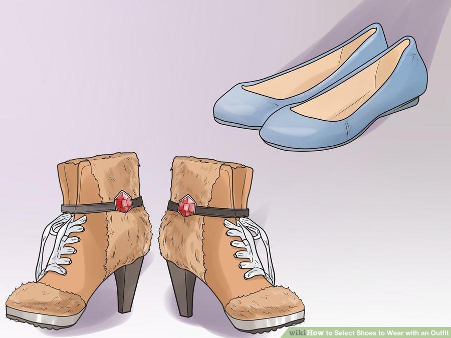 Como escolher quais sapatos usar Parte 02