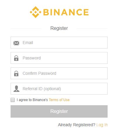 How to trade on Binance 2