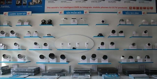 Thị trường camera giám sát an ninh