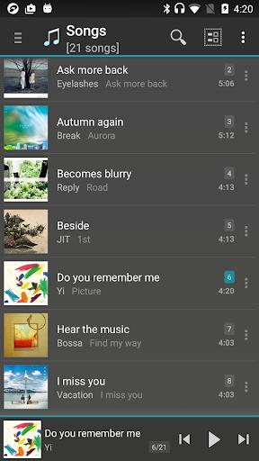jetAudio HD Music Player Plus- screenshot thumbnail