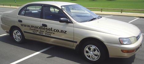 Image result for The vege car