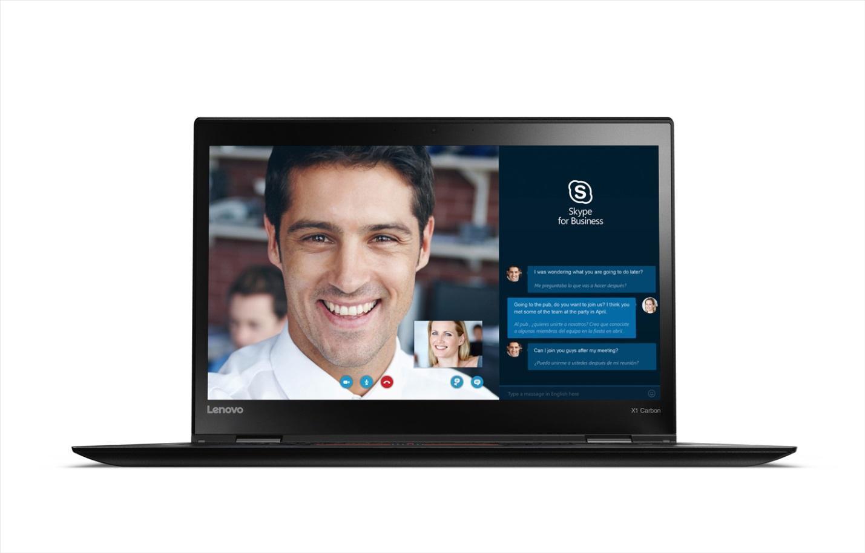 Фото3  Ультрабук ThinkPad X1 Carbon 5th Gen (20HR0069RT)