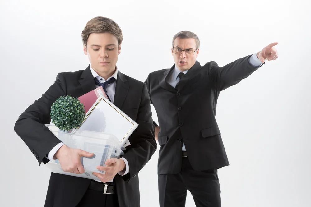 Сложности с трудоустройством