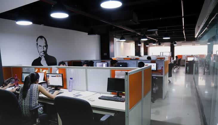 Workie Coworking Space in Noida
