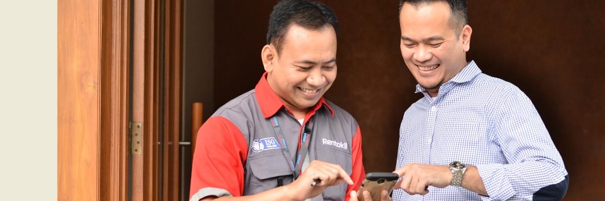 Rentokill pest control services