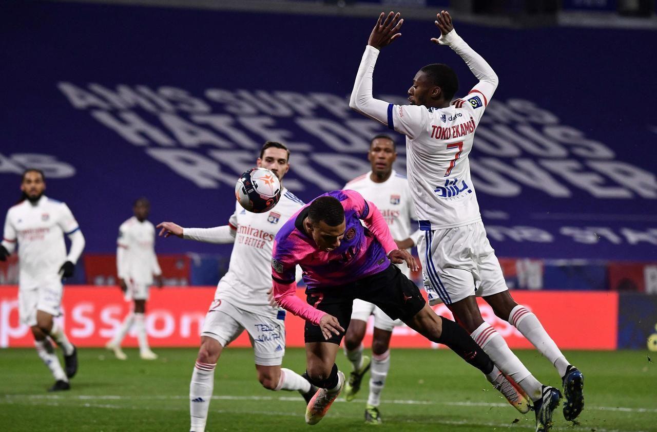 Paris S.Germain đã đè bẹp Lyon 4-2 ở lần đối đầu gần nhất