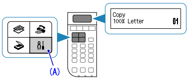 Connect Canon wireless printer