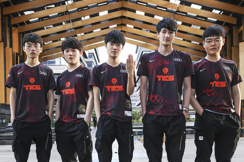League of Legends: [Worlds 2020] Top Esports reverse sweeps Fnatic in epic  5-game series - Inven Global