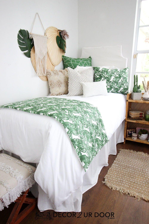 Green Leaf Bedding Sets