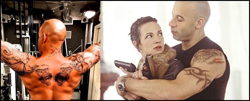 tatuaże z filmów