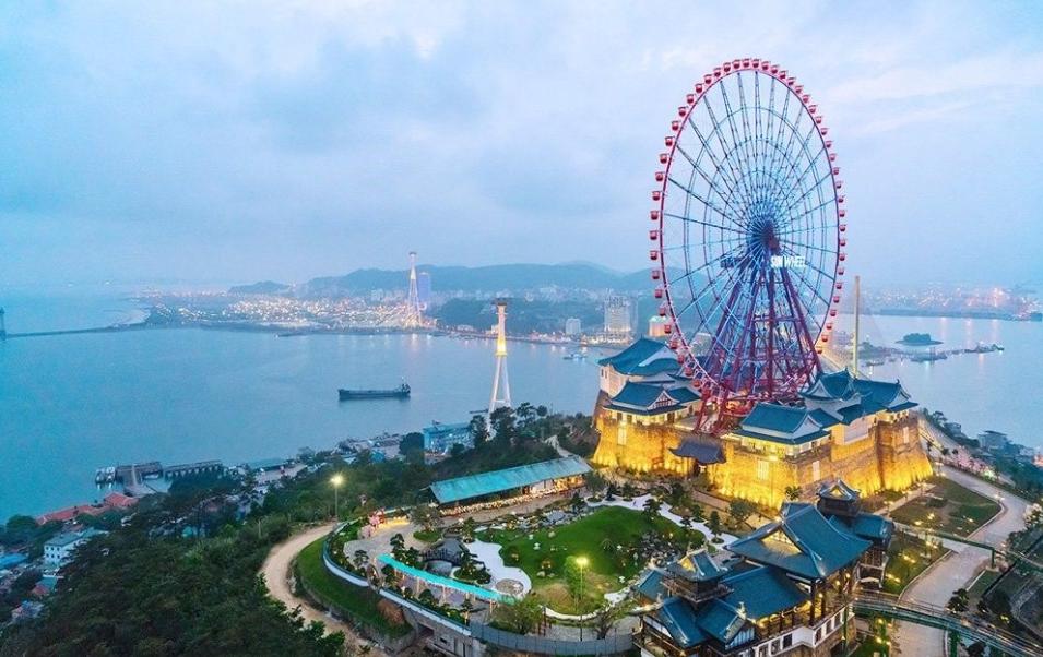 Sungroup đã đầu tư nhiều dự án tại Quảng Ninh