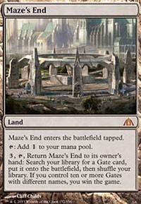 Maze's End, Magic, Dragon's Maze