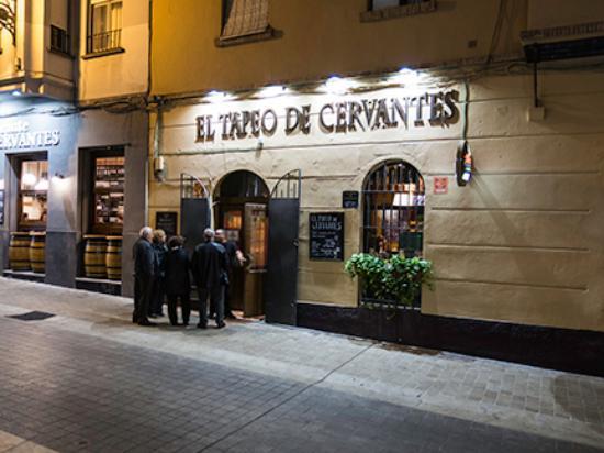 Tapear en Málaga en El Tapeo de Cervantes