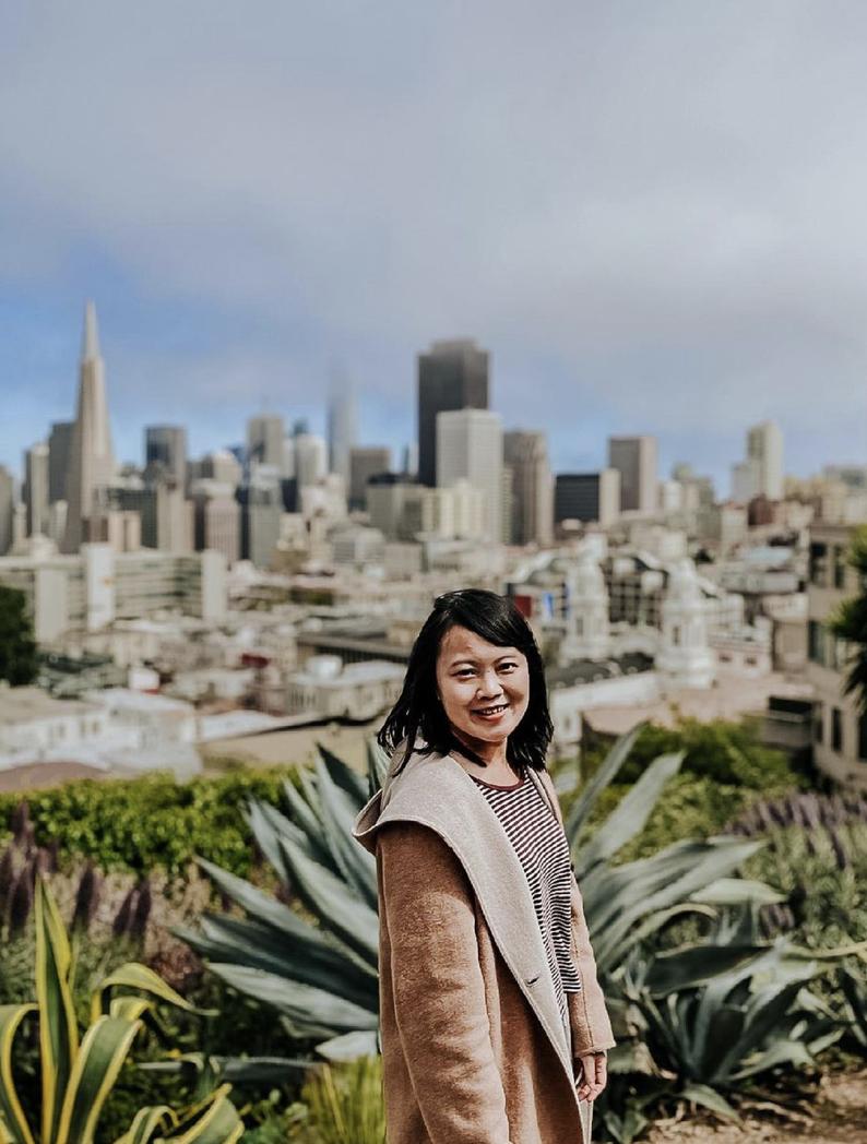 Yueh Wen Lin | Creator of Blog Wen the Travel Begins