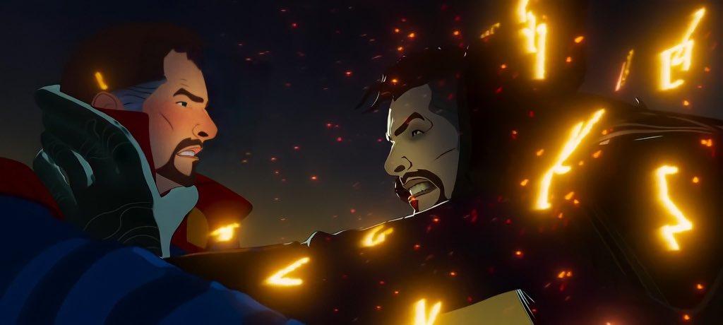 """No quarto episódio de  """"What If…"""", Stephen Strange, o Doutor Estranho se torna mago supremo, depois de uma perda, abrindo uma nova possibilidade na Marvel."""