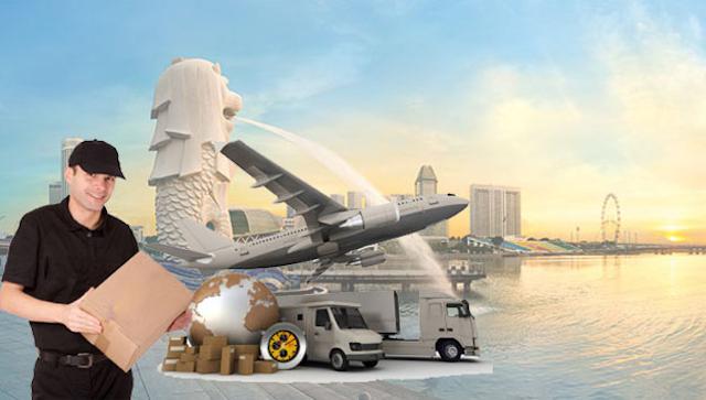 Các bạn có thể sử dụng dịch vụ gửi hàng đi Singapore online tại Quý Nam