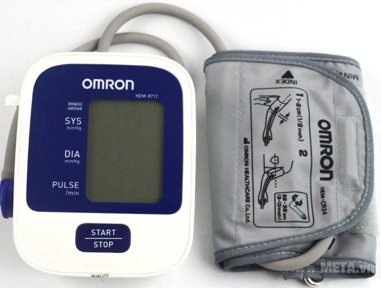 Máy đo huyết áp uy tín, giá rẻ, tốt nhất 2019