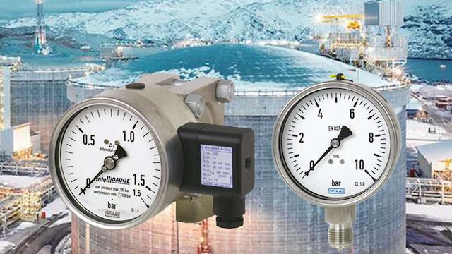 Bạn hãy chú ý tới kiểu kết nối khi chọn đồng hồ đo áp suất