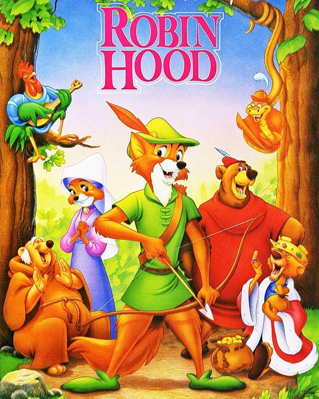 Robin Hood (1973, Wolfgang Reitherman)
