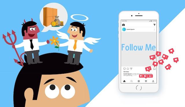 Nhu cầu mua follow instagram ở TPHCM ngày càng tăng cao