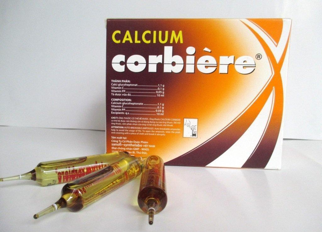 Kết quả hình ảnh cho Canxi Corbiere