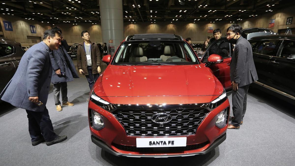 растаможка авто - южнокорейские автомобили