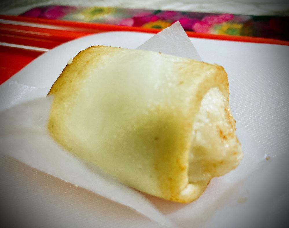 Baked Sondesh Roll