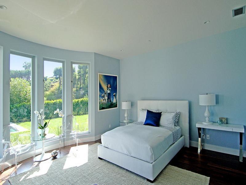 Image result for blue color for bedroom