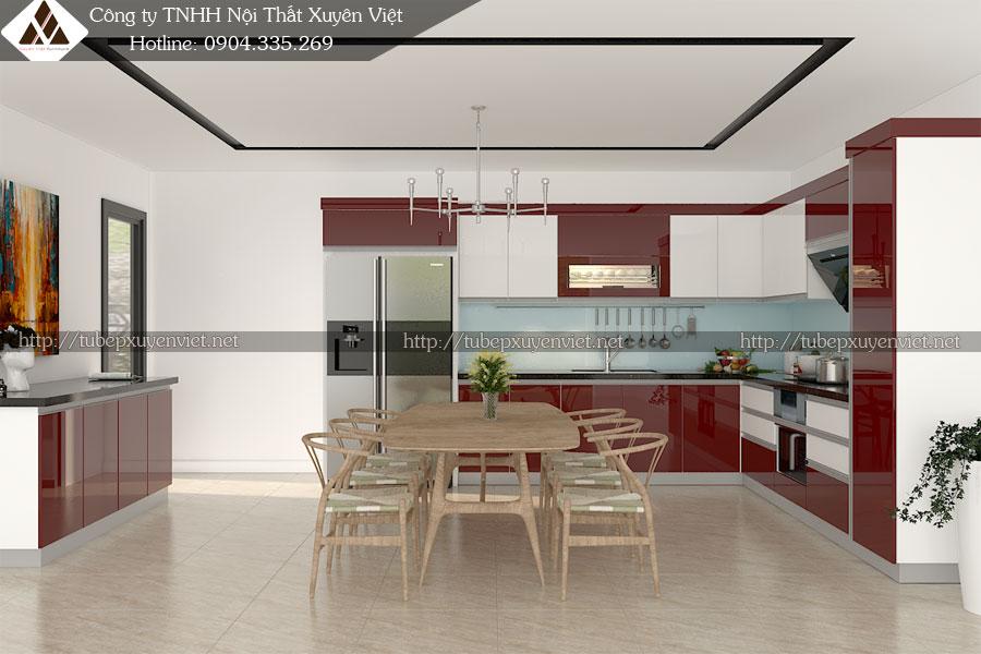 Những điều bạn cần biết khi lựa chọn tủ bếp cao cấp hình 3