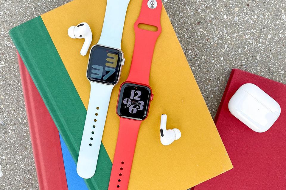 Thưởng thức những bản nhạc yêu thích với đồng hồ Apple Watch Series 6 GPS 40mm