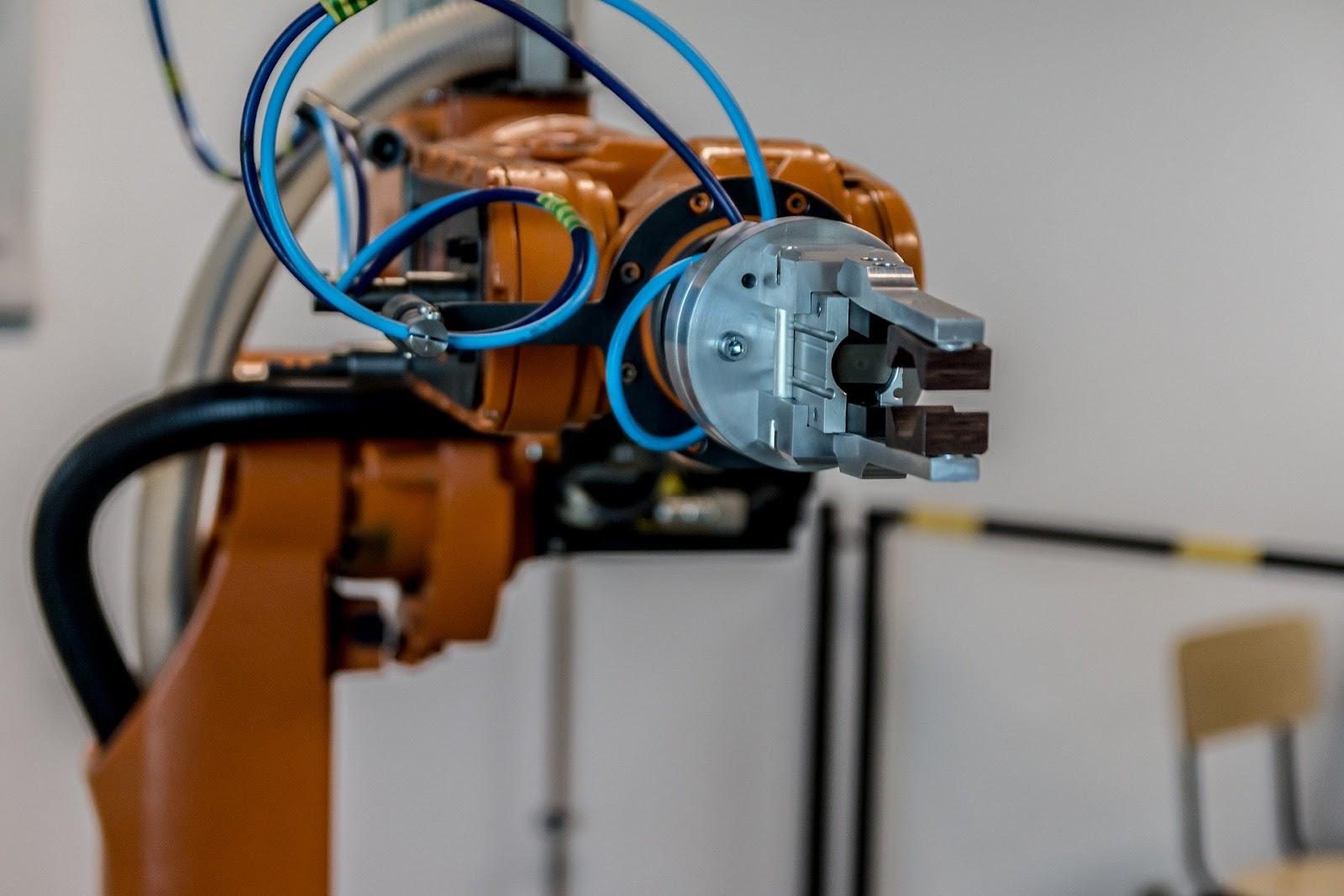 Utilização da robótica nos hospitais pode evitar casos de contaminação. (Fonte: Michal Jarmoluk/Pixabay)