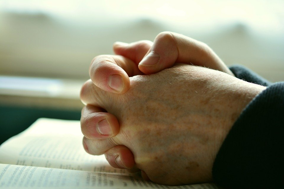 We are here to pray for you...