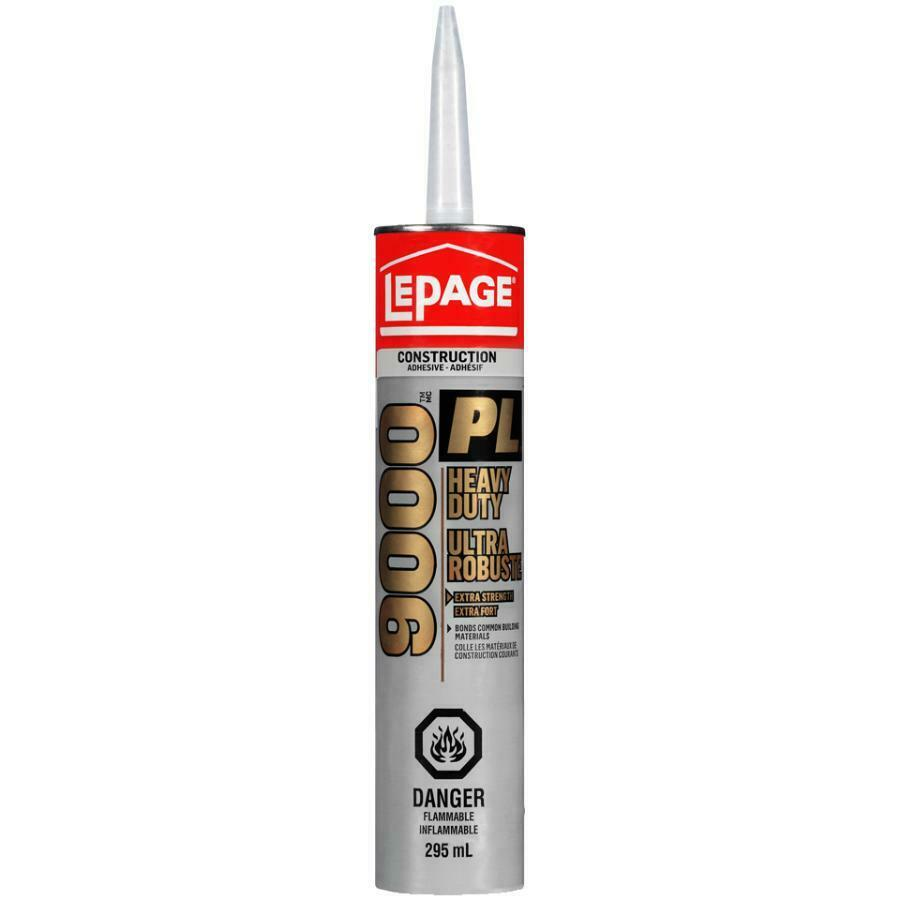LePage PL 9000 Heavy Duty Adhesive