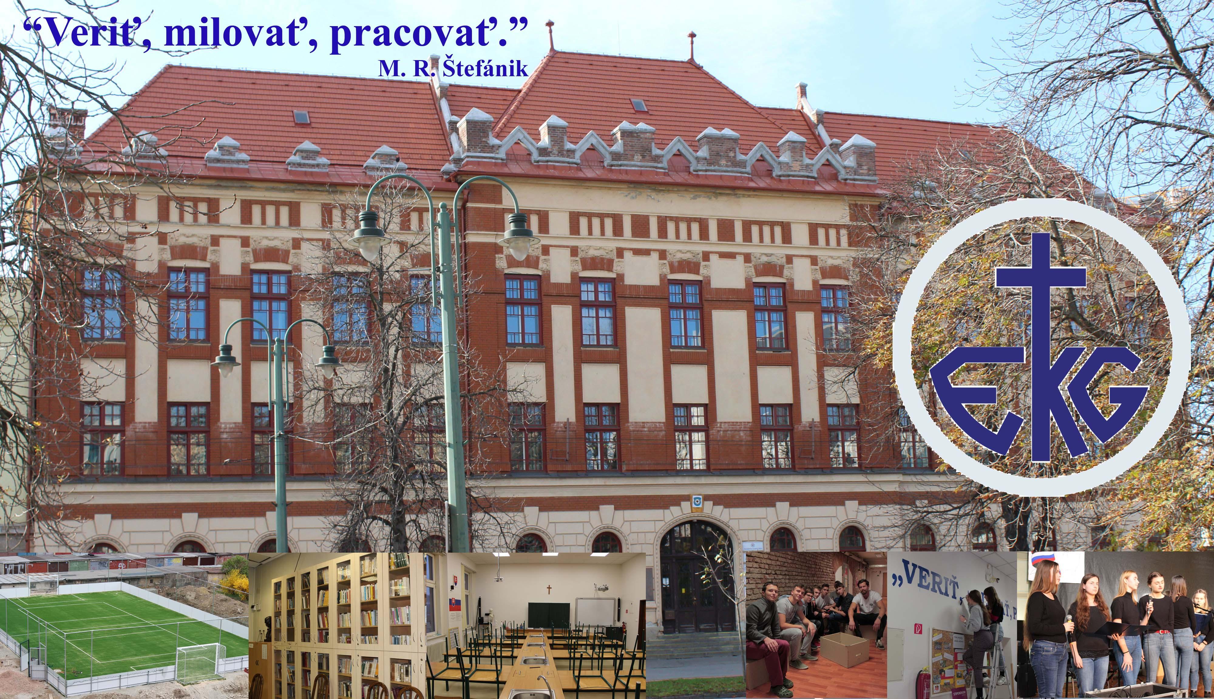 Evanjelické kolegiálne gymnázium, organizačná zložka Evanjelickej spojenej školy v Prešove