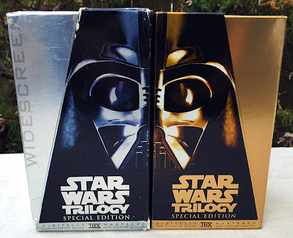 Star Wars Trilogy Box Set Deluxe Remastered Version