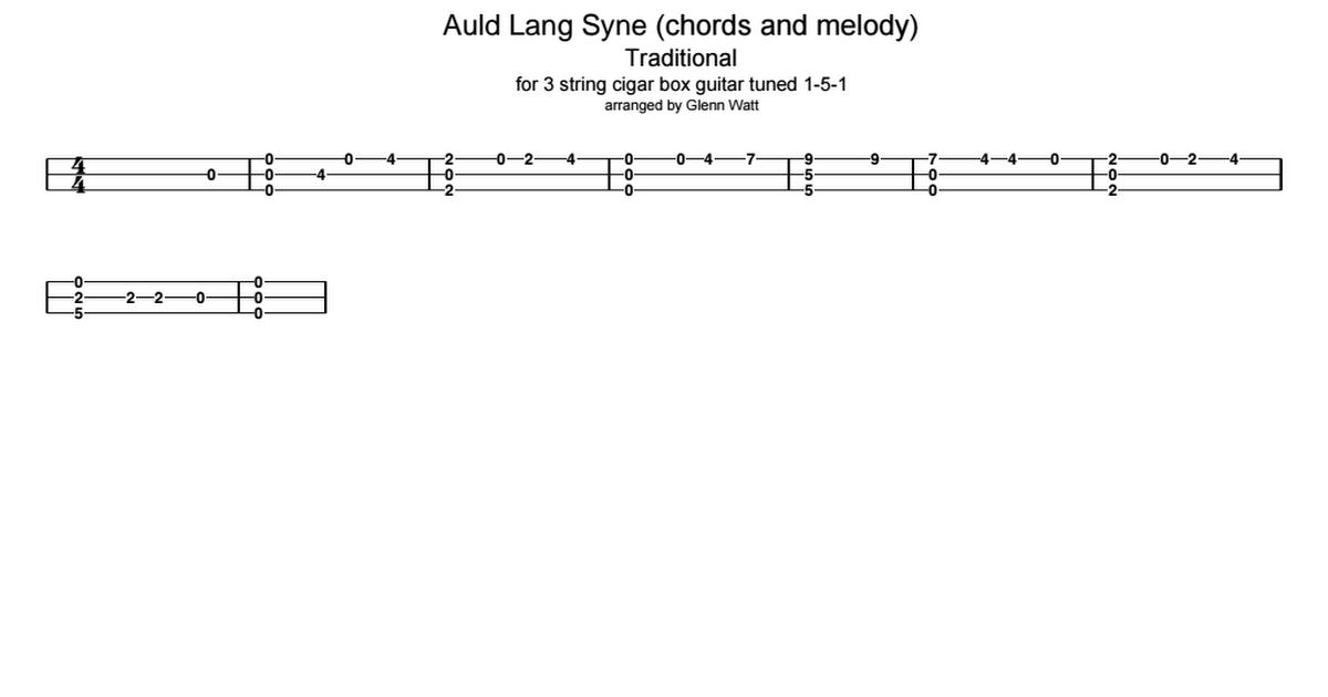 Auld Lang Syne (chords and melody).pdf - Google Drive