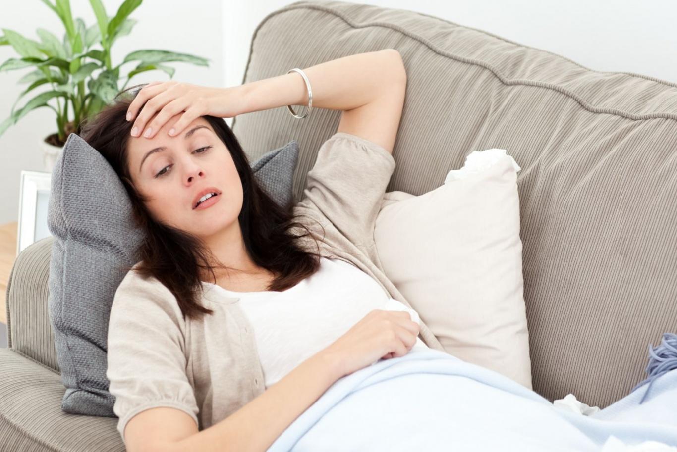Cảm cúm làm suy nhược sức khỏe con người nhanh chóng và nặng hơn