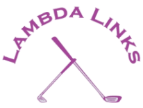 Lambda Links with golf clubs