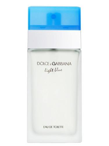 5. Light Blue Dolce&Gabbana for women