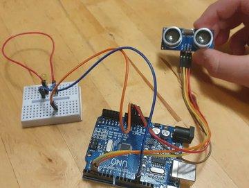 Foto de Projetos Arduino – Top 40: Sensor de distanciamento social